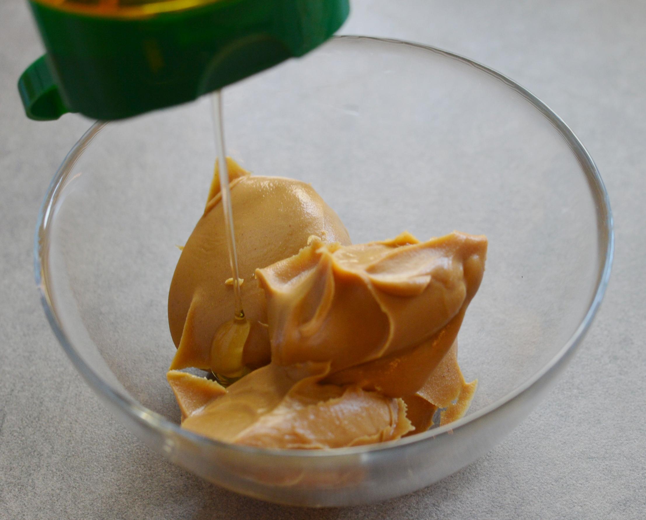 Erdnussbutter Agavendicksaft