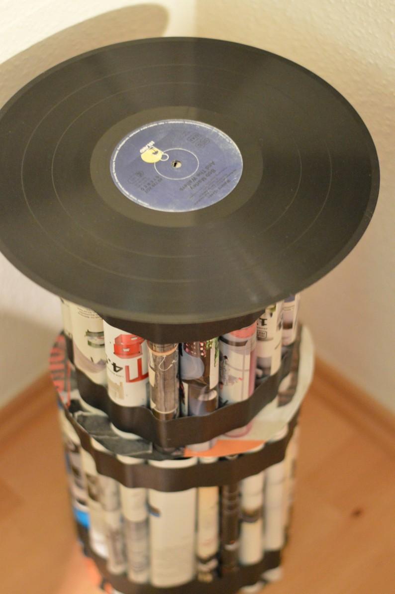 Schallplatte Avilias Way