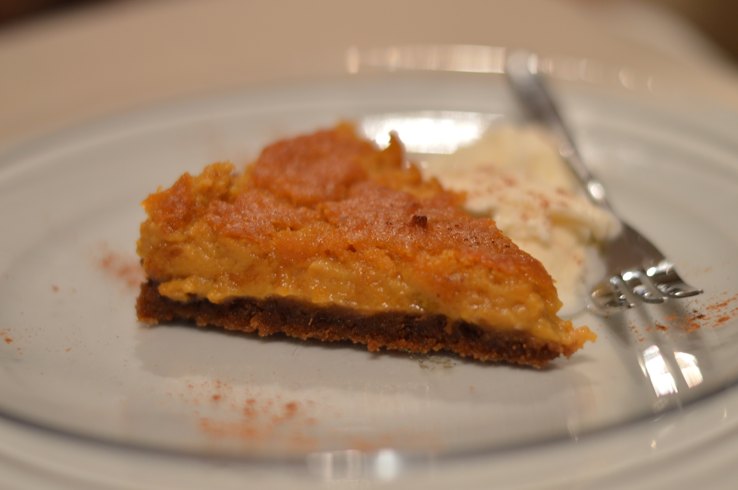 Sweet Potato Pie Vegan