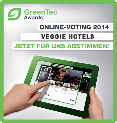 Vote for VeggieHotels
