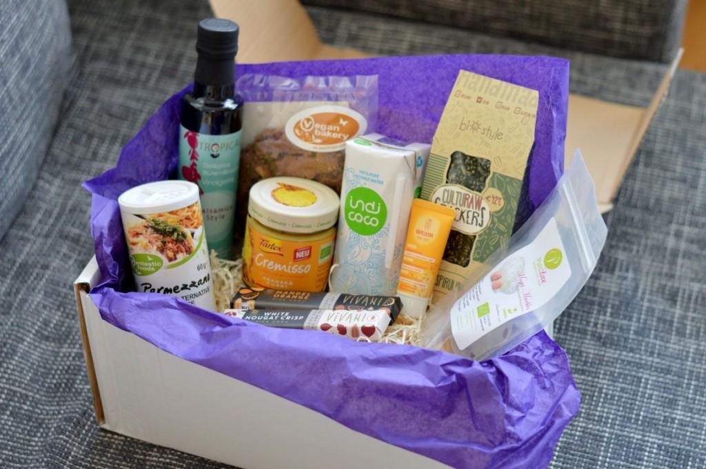 Vegan Box März