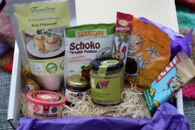 Kleine Vegan Box April