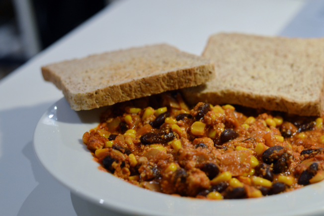 Chili sin Carne aus Vegan for Fun