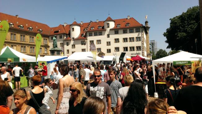 VSD Vegan Street Day Stuttgart