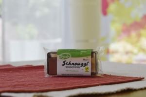 Vantastic Foods Schnouggi Nougatriegel vegan