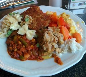 veganes Buffet Restaurant Hiller Hannove