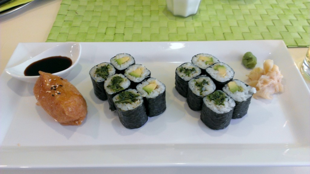 Sushi Bad Honnef Vegan