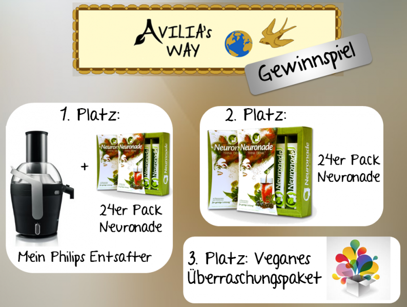 Vegan Gewinnspiel online