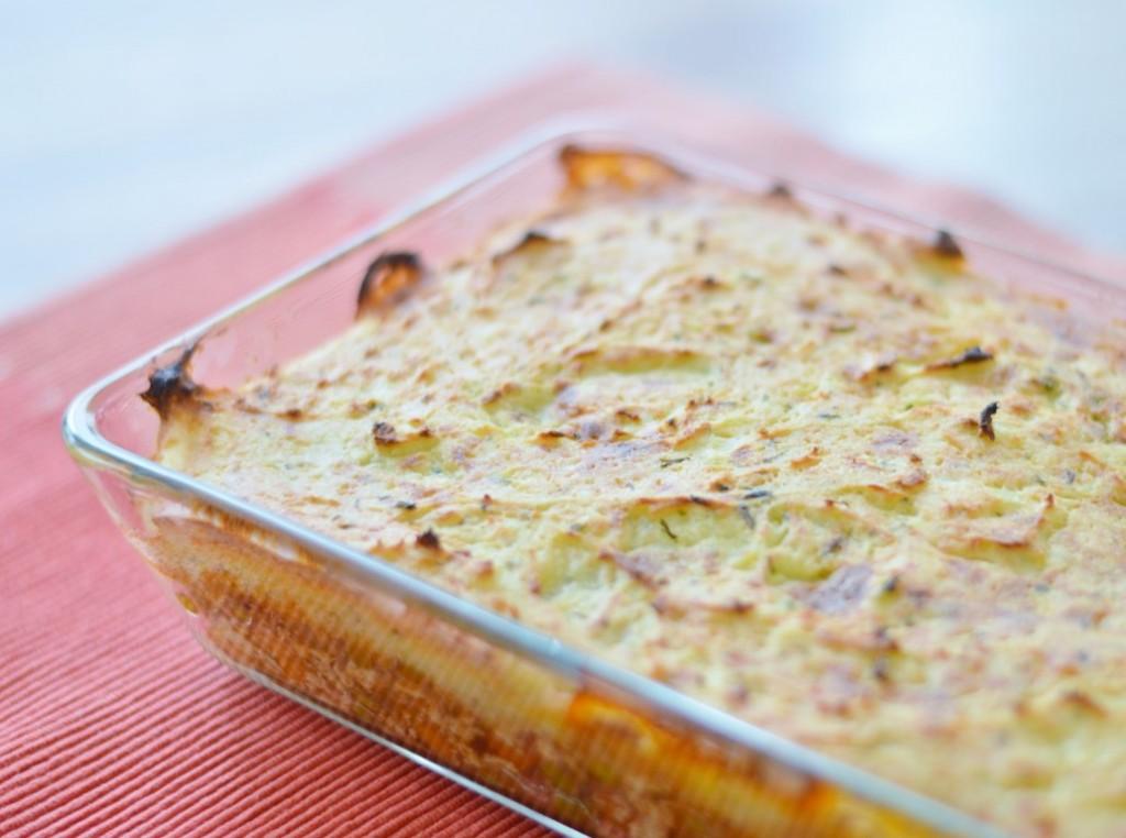 Rezept: Veganer Shepherd's Pie (Mini)