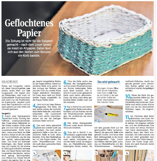 Avilia's Way in der Presse